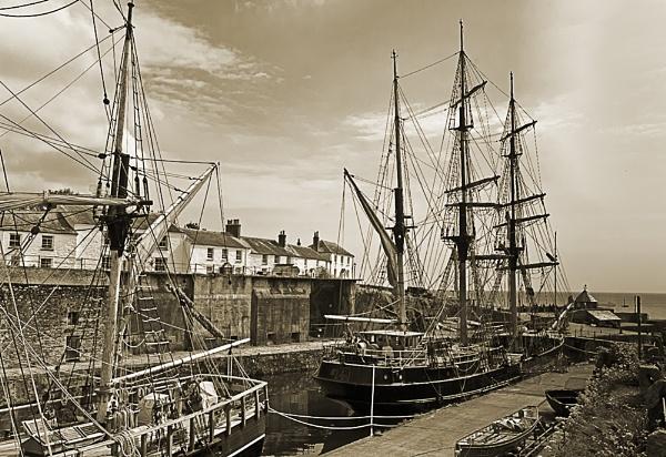 Bygone Charlestown by ajhollingbery
