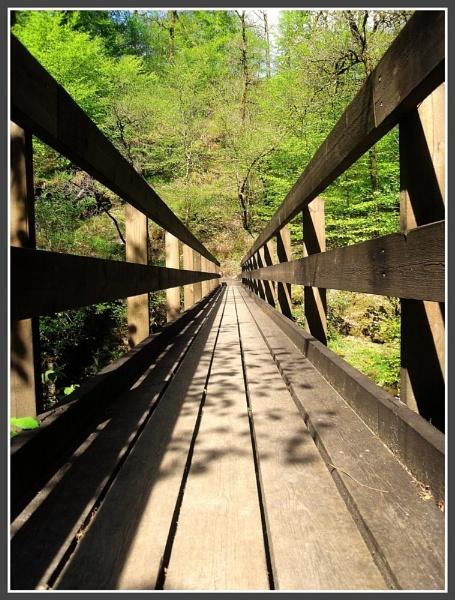 Foot Bridge by maryatsix