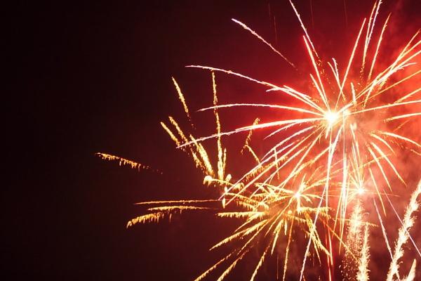 Fireworks in France by rochellek