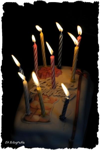 Birthday Cake by MTFernandes