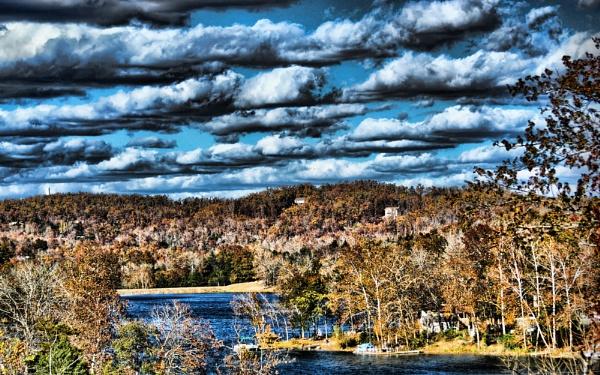 A Cloudy Day by RickFreid
