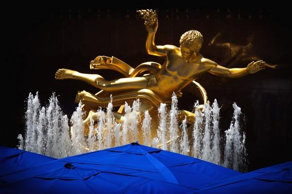 Prometheus Cools Off by bobdig986