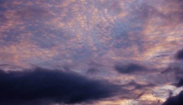 Sky over Cornwall by coliniex