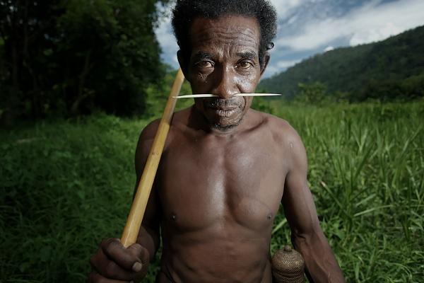 Jahai\'s Tribeman by perakman