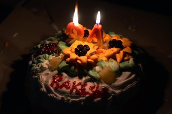 Birthday Cake... by kpramanik7