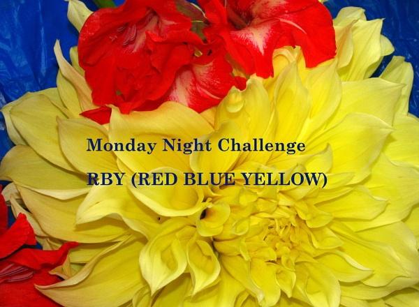 RBY (Red Blue Yellow) by KrishnaVenkatesan