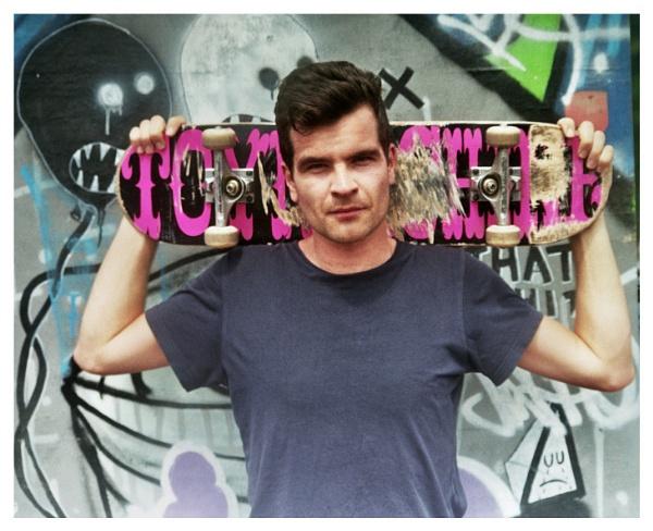 Seb - Skateboarder. by mwoods