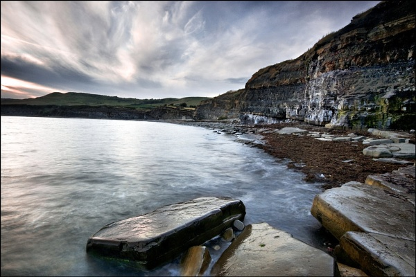 Kimmeridge by Steveman