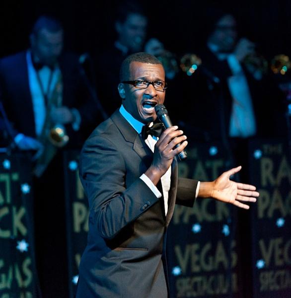 Ratpack Sammy Davis Jnr by mickp