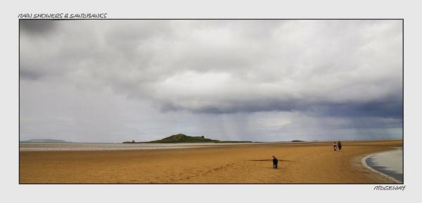 Rain Couds & Sandbanks by Ridgeway