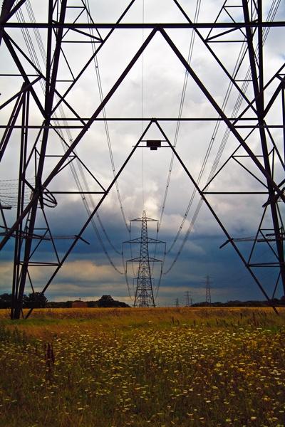 Pylons. by Kezz