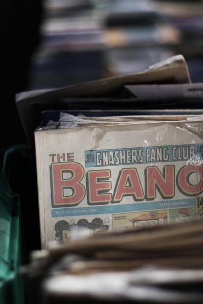 Beano by TomSweeney