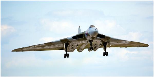 Vulcan Landing by bazhutton