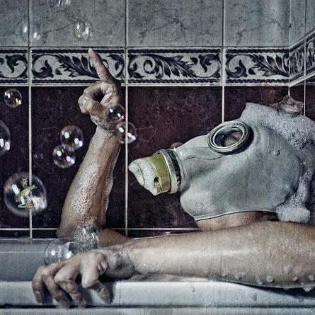 Bubble Bath Time by Coleslaw