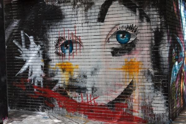 Street Art I by FrankThomas