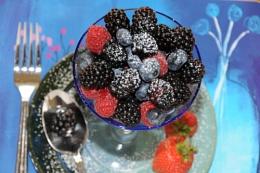 Blackberry Dessert