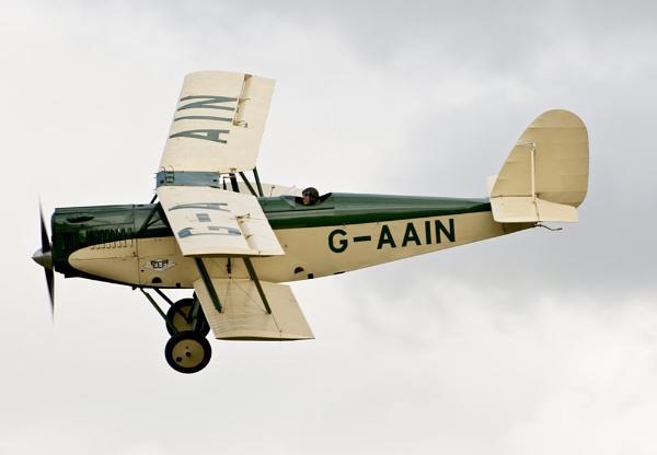 ELF Biplane by DonMc