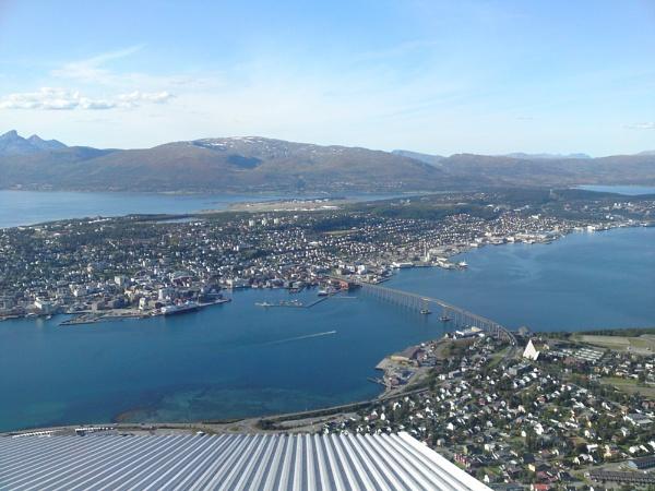 Tromsö View by t80pierre