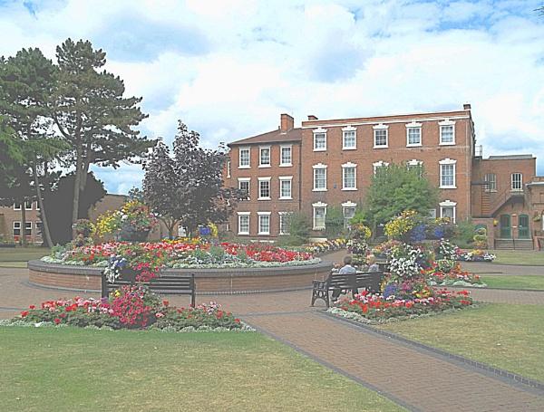 Bridgford Hall and Gardens by Hurstbourne