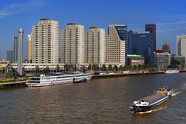 Rotterdam by grt