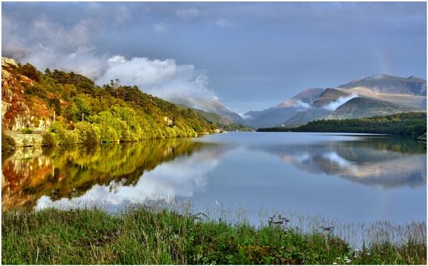 Llyn Padarn, Llanberis. by Trout_Man
