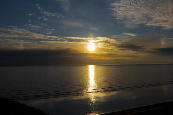 Dinas Sunset by Genuinedabber