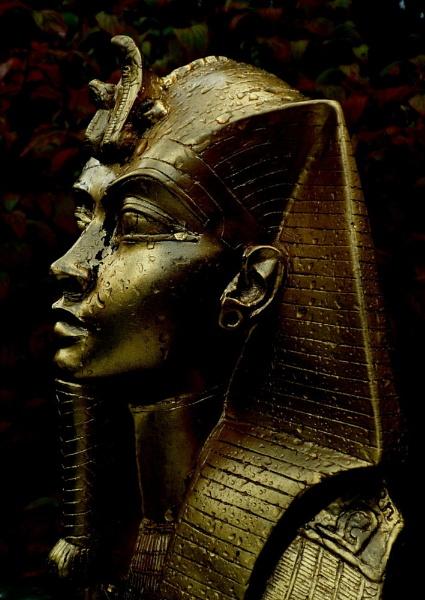 Damp pharaoh by EventHorizon