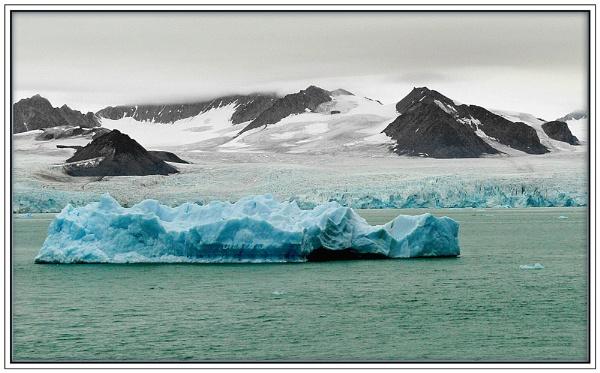 Lilliehöök Glacier by fentiger