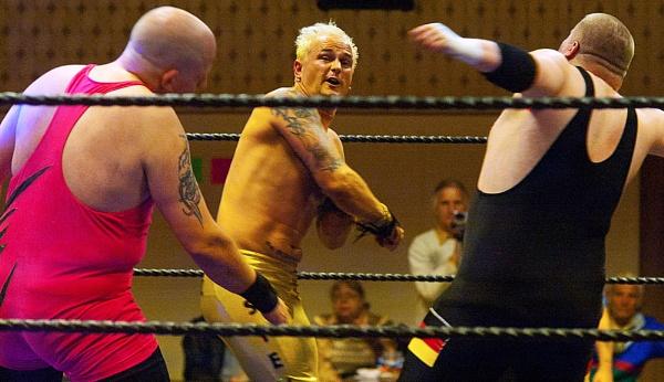 Wrestling archetypes by dudler