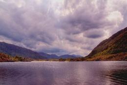 Lake,Mountain &Cloud.