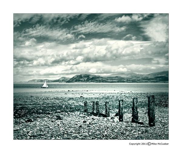 Sailing on the Menai Straits by MikeMcCuskerLRPS