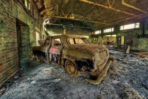 Scrap metal by ivornikon