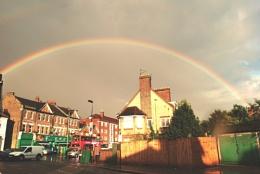 Rainbow day!
