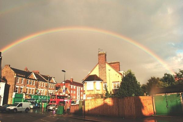 Rainbow day! by Chinga