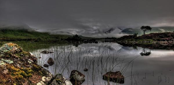 Early morning on Rannoch Moor by bill33
