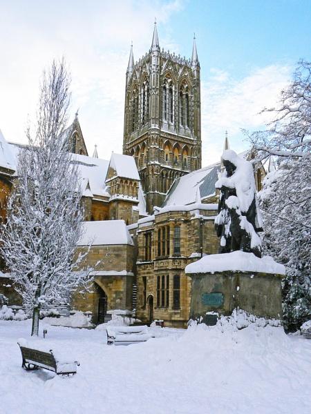 Tennyson in Snow by stychy