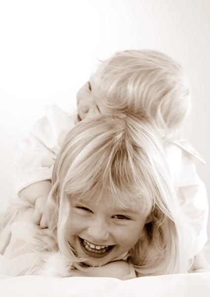 Sisters by perkyjude