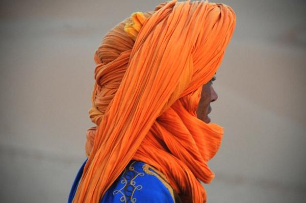 Morocco man.... by TRAVELLINGFOOTPRINT