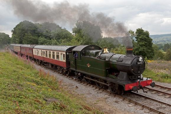 Wensleydale in Steam by david hunt
