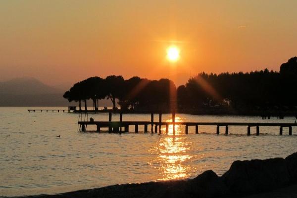 Bardolino Lake Garda by rogerstaten