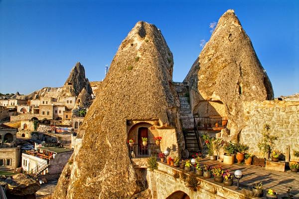 Cappadocia, Turkey by gajewski