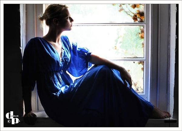 Kirsten - window by DP_Imagery