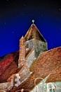 Torchlit Church by JJGEE