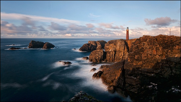 Hebridean beacon by MikeH