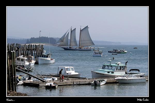Boats by oldgreyheron