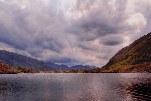 Lake,Mountain &Cloud. by Beladd