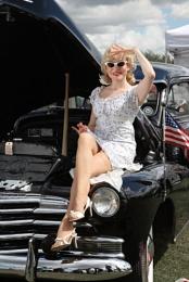 1940's Blonde