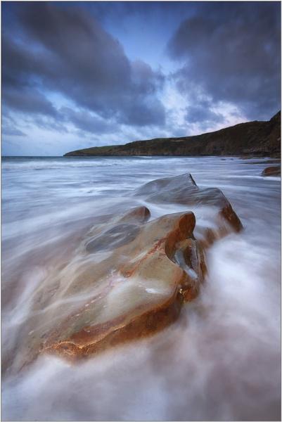 Abersoch Dawn by MarkBroughton