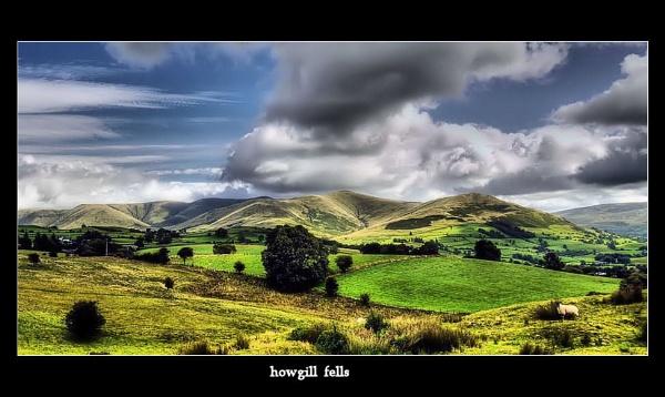howgill fells by raygregson