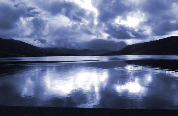 Moody Loch Broom by aliciabeesley